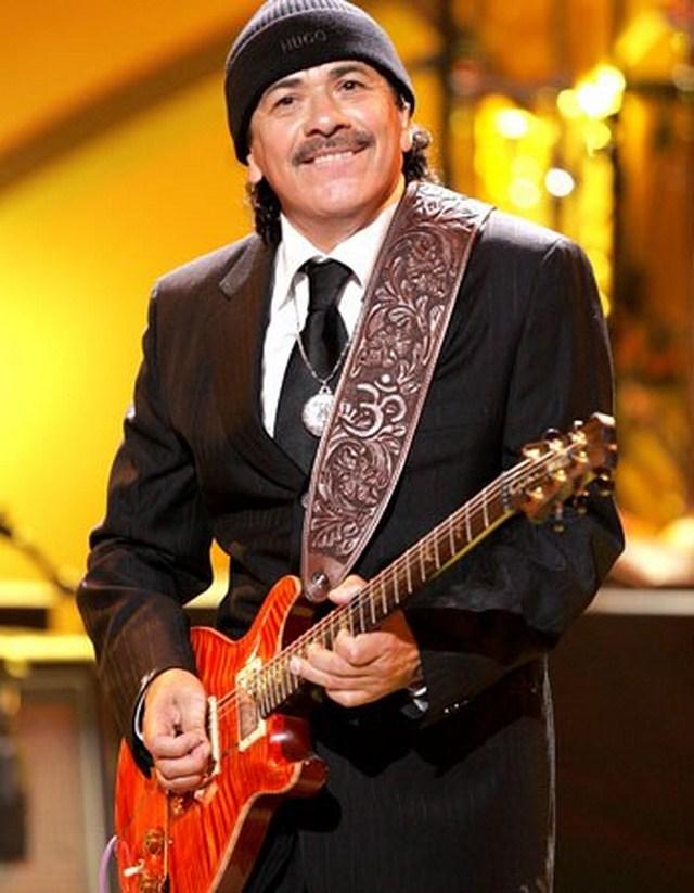 7 bài hát Carlos Santana tin sẽ giúp thay đổi hành vi con người