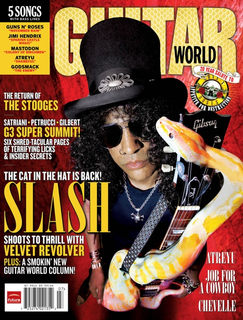 tạp chí guitar the gioi