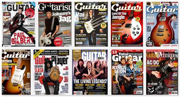 tap chi guitar