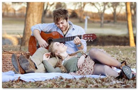 Hướng dẫn đánh đàn guitar bài Romance