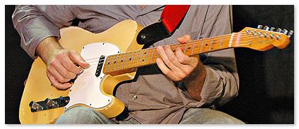 Bài tập giúp đồng bộ 2 tay khi solo guitar