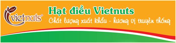 Hạt điều Vietnuts