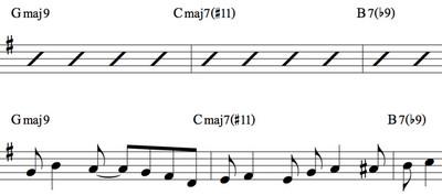 solo giai dieu phan 3