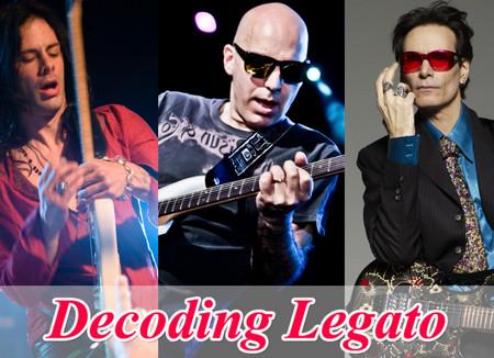 Luyện kỹ thuật Legato theo phong cách 3 cao thủ guitar