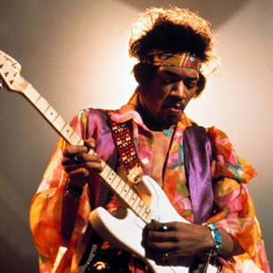 Hướng dẫn đệm đàn guitar theo phong cách Jimi Hendrix