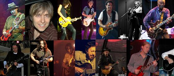 Khi các cao thủ guitar bình chọn người chơi guitar hay nhất
