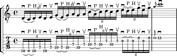 pentatonic-pull-hammer-triplets-4-lick-2