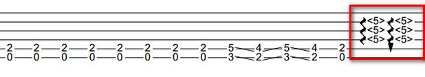 Áp dụng kỹ thuật Harmonic khi đệm Rock Metal