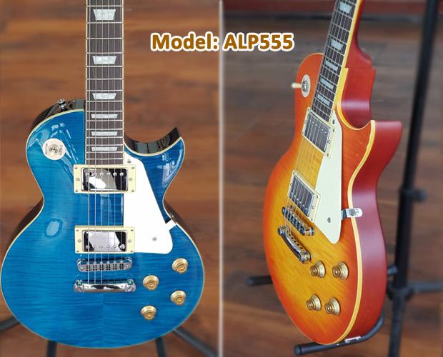 Đàn guitar điện Amigos mã sản phẩm ALP555