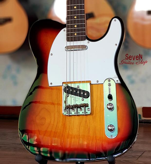 Đàn guitar điện Amigos dáng Telecaster tuyệt đẹp