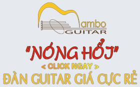 Đàn guitar giá rẻ Mambo