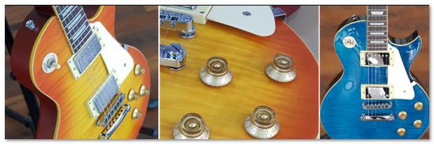 đàn guitar điện Amigos dáng les paul