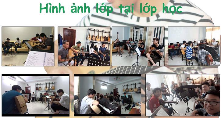 lop hoc guitar Thuan