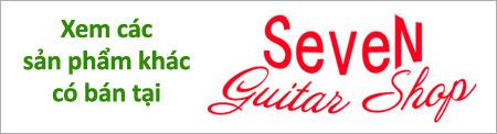 Đàn guitar tại SeveN Guitar Shop