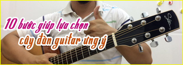 SeveN Guitar Shop – giá Rẻ mà Chất lượng